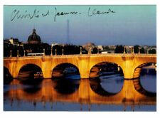 Christo pk Pont NEUF original hand signed