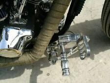 Harley Polished Forward Controls Footpegs Softail FXST/C Custom Heritage 84-99