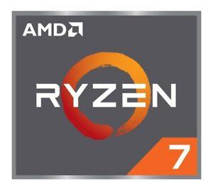 AMD Ryzen 7 1800X (8x 3.60GHz) YD180XBCM88AE CPU Sockel AM4   #306900