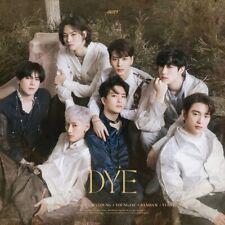 [ GOT7 ] - DYE / Not By Moon Mini Album SEALED CD +Random Mirrocard + Photocard