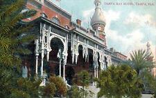 Vintage Postcard-Tampa Bay Hotel, Tampa , FL Ornate decor