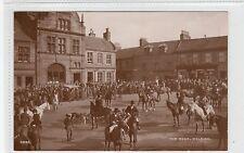 THE MEET, MELROSE: Roxburghshire postcard (C28031)