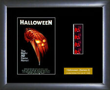 Halloween Film Cell memorabilia Numbered Limited Edition
