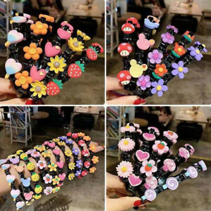 Lovely Girl Sweet Princess Hairstyle Hairpin Cartoon Headbands with Clips Tools