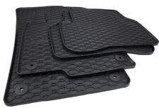 Fußmatten passend für VW Golf 5 6 Jetta 1K Scirocco Gummimatten Premium Qualität