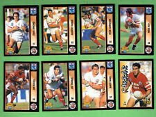 1994 series 2  RUGBY LEAGUE CARDS - ILLAWARRA STEELERS