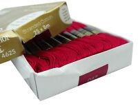 25 Anchor Coats Dark Pink#4635 Cross Stitch Cotton Embroidery Thread Floss//Skein