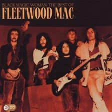 FLEETWOOD MAC Black Magic Woman: The Best Of 2CD NEW Compilation of Early Lineup