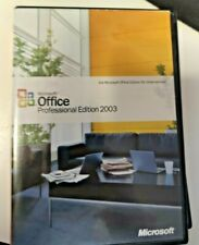 Microsoft Office 2003 Professional - mit Word, Excel, Outlook, Powerpoint