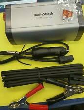 RADIOSHACK 350-WATT POWER INVERTER DC-TO-AC two AC OUTLETS  22-155