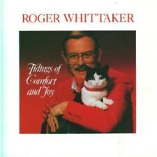 ROGER WHITTAKER - TIDINGS OF COMFORT & JOY - NEW CD