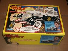 1990 Playmates Dick Tracy Police Squard Car box