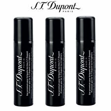 More details for 3 x st dupont premium lighter gas refill butane - ligne 2 minijet maxijet slim 7