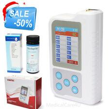 Contec BC401 Tragbarer Urinanalysator 100 Stk. Teststreifen 11 Parameter