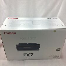 Canon FX7 Cartridge Laser Class 700 Series Seal Unopened – NEW