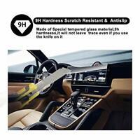 LFOTPP 2019 Porsche Cayenne 12.3In Navigation Screen Protector Tempered Glass