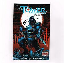 TOWER CHRONICLES Preview SIGNED by Matt Wagner & Simon Bisley! NM