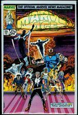 Marvel Comics MARVEL AGE #59 New Universe VFN/NM 9.0