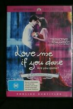 Love Me If You Dare (DVD, 2005) - R 4    Pre-owned (D508