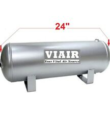 "Viair 2.5 Gallon Air Compressed Storage Tank Off Road 4X4  Six 1/4"" Ports, 91025"