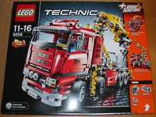 NEW Lego Technic Construction MODEL 8258 Crane Truck SEALED