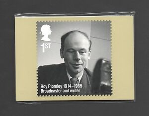 GB 2014 REMARKABLE LIVES PHQ STAMP CARDS MINT