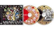 Japan Club NINTENDO / Super Mario 3D World / Soundtrack / 2CD