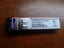 New EX-SFP-GE10KT14R13 Juniper Compatible 1000BASE-BX-D TX1490/RX1310nm