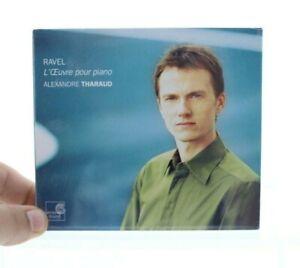 Ravel: L'Oeuvre pour piano (CD, Oct-2003, 2 Discs, Harmonia Mundi (Distributor))