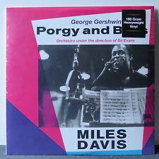 MILES DAVIS 'Porgy And Bess' 180g Vinyl LP NEW & SEALED