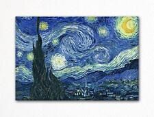 The Starry Night Vincent van Gogh Fridge Magnet