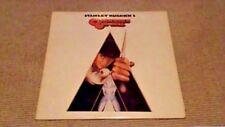 Walter Carlos Stanley Kubrick A Clockwork Orange Ost 2nd Can Lp 1972 Moog Synth