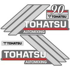 Tohatsu 90 outboard (2004) decal aufkleber adesivo sticker set