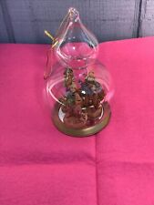 Fontanini Blown Glass Ornament Christmas Holiday 3 Shepards 7�