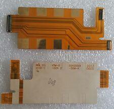 Flexband Flex Kontakt Leitung Stecker Display LCD Kontakt Kabel HTC Desire 500