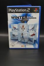 PS 2 ** Playstation 2 PS2 Spiel RTL Winter Games 2007 in OVP mit Anleitung