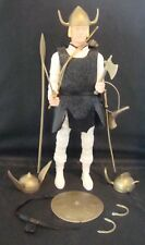 "Marx ""Eric The Brave Viking"" 12"" Figure W/ Accessories! Super Nice!"