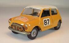 Mebetoys 1/43 Nr. A-28 Mini Minor Innocenti Limousine Rallye Monte Carlo #4034