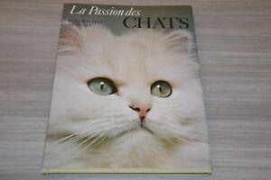 La passion des chats de Metcalf Christine / Ref P20