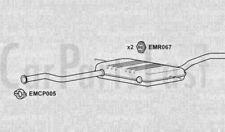 EXHAUST REAR BACK BOX Volvo V70 2.3 Petrol Estate 12/1996 to 01/2000
