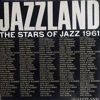 Jazz LP- The Stars of Jazz 1961- Jazzland JLP 91001 Stereo 1961