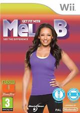 Get Fit With Mel B Wii NEW And Sealed Original UK Version Not Budget