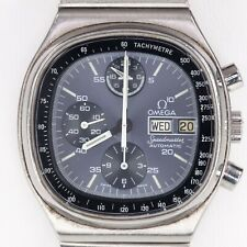 Omega Men's SS Speedmaster Chronograph Automatic Watch with TV Case 176.0014