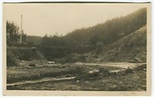 More details for moray floods 1915, g.n.s. railway undermined near linkwood, elgin - rp postcard