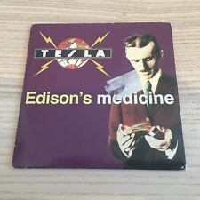 Tesla _ Edison's Medicine _ CD EP 4 Tracce _ 1991 Geffen UK