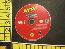 Nerf N-Strike Elite Wii Game