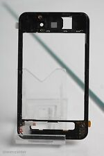 original Samsung F480 F480i Frontcover silber Oberschale A-Cover silver Gehäuse