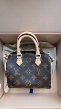 Louis Vuitton Nano Speedy Brand New with box *SOLD OUT*