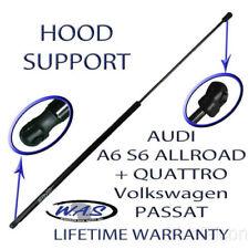 1 New Front Hood Lift Support Damper Arm For A6 S6 Quattro Avant Sedan Wagon VW
