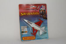 Matchbox Sky Busters #Sb-24 General Dynamics Yf-16 Air Force Fighter Jet, Lot B